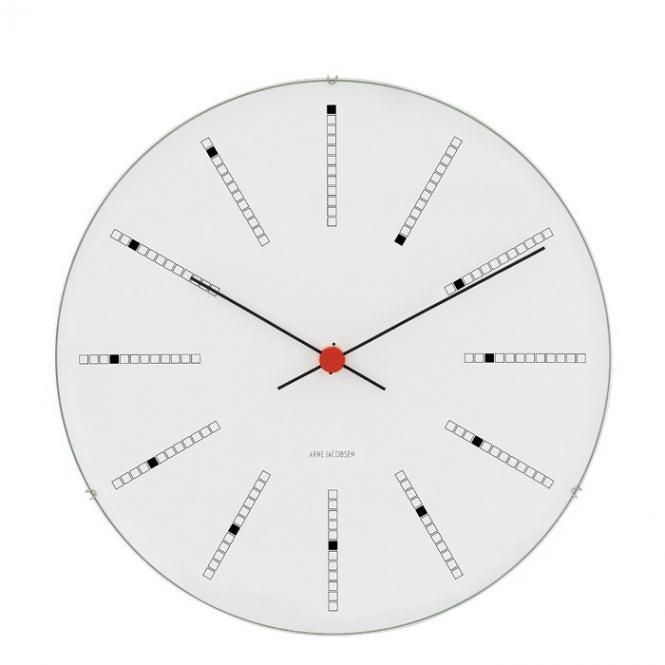 Arne Jacobsen Bankers 21 cm